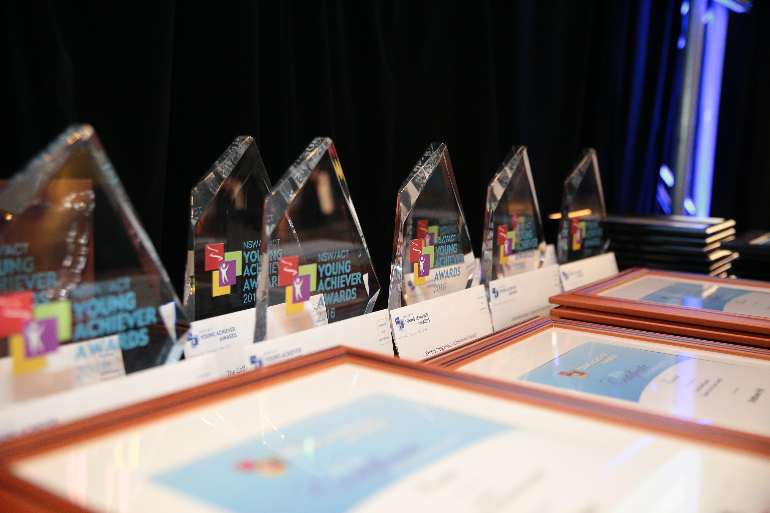 NSW/ACT Young Achiever Awards