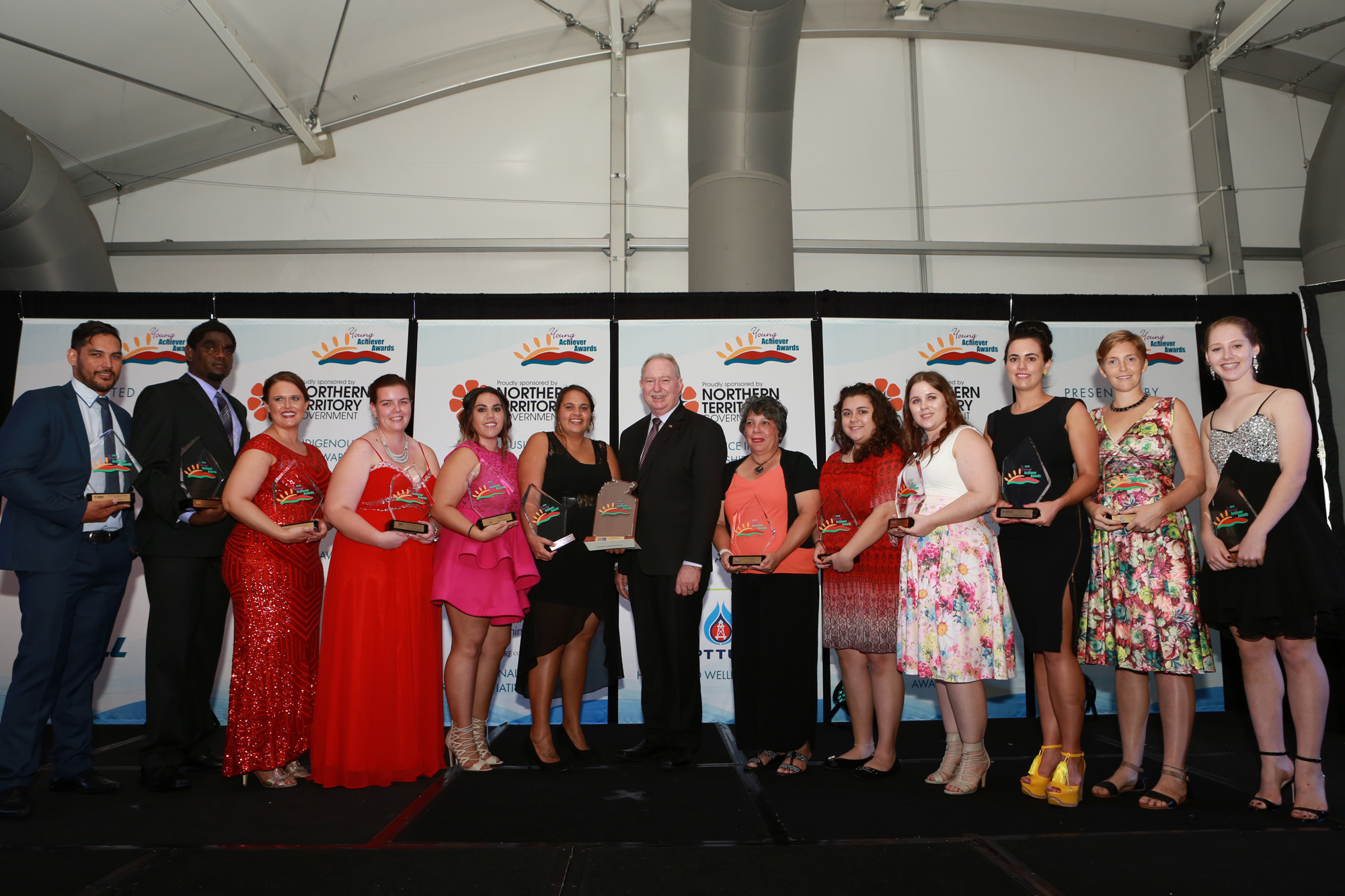 Northern Territory Young Achiever Award Winners