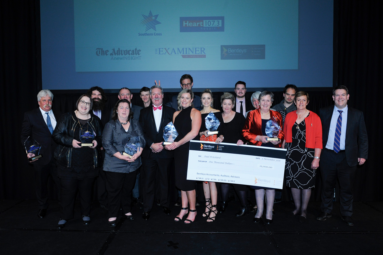Tasmanian Community Achievement Award Winners