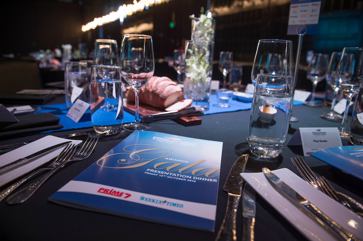 Victorian Regional Achievement and Community Awards