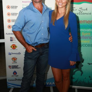 Northern Territory Young Achiever Awards Matt Wright