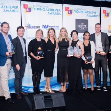 Queensland Young Achiever Awards Winners