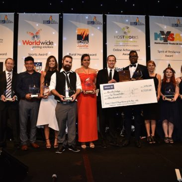South Australian Young Achiever Awards Winners