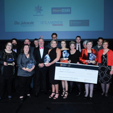 Tasmanian Community Achievement Awards Winners