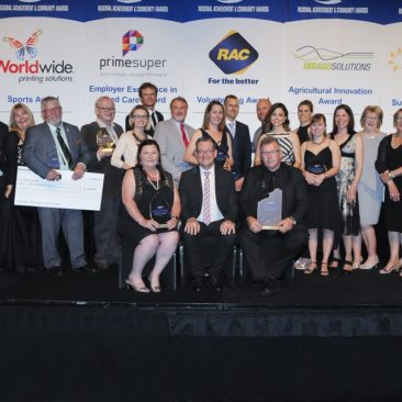 Western Australia Regional Achievement and Community Awards Winners