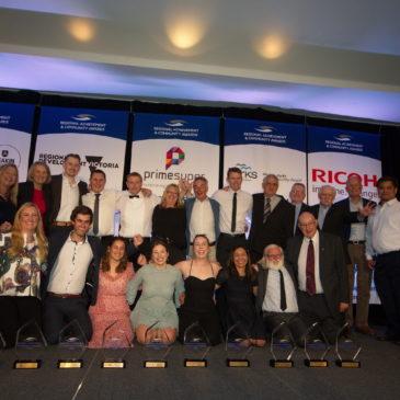 2018 Winners - Victorian Regional Achievement and Community Awards