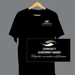 Community Achievement Awards T-Shirt