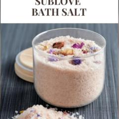 Sublove Bath Salts – 200gm